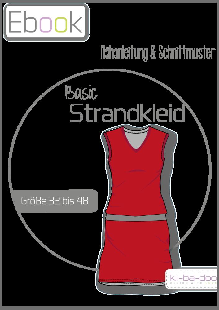Ebook Basic Strandkleid Damen - Schnittmuster und Anleitung als PDF ...