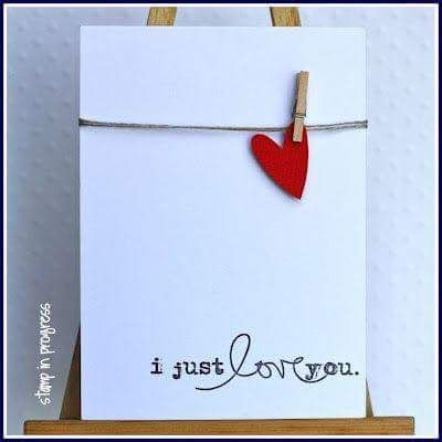 75 Handmade Valentine's Day Card Ideas for Him Tha