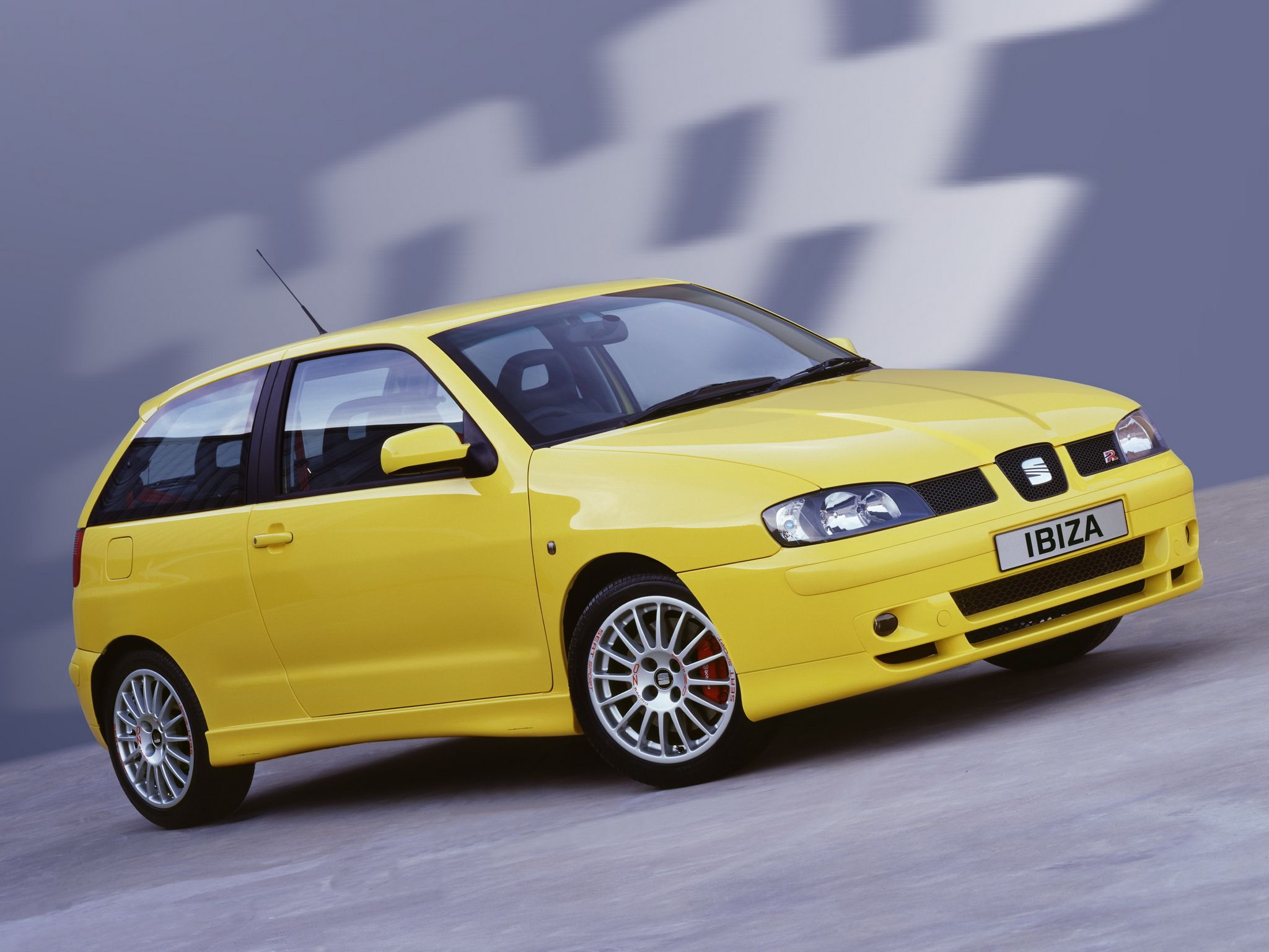 seat ibiza cupra r 39 2001 limited edition cars pinterest cars. Black Bedroom Furniture Sets. Home Design Ideas