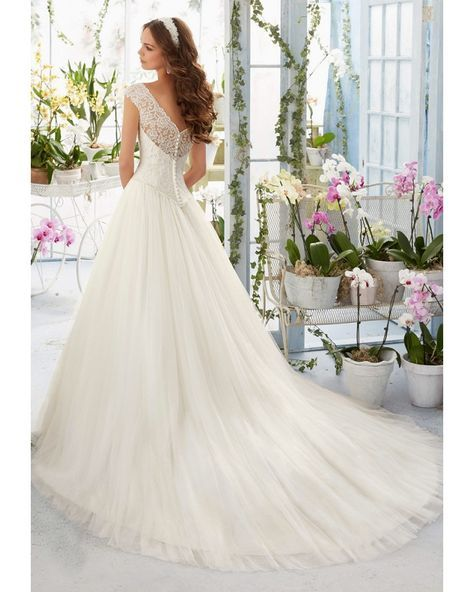 Mori Lee 5403 Wedding Dress