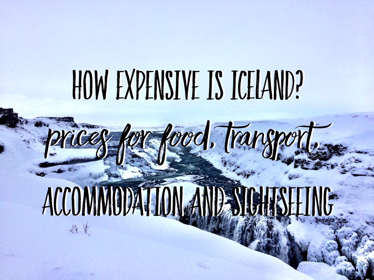 In this post, I'll try to shed some light on the mystery of how much money is needed for a trip to Iceland. Is Iceland expensive? What are the typical…