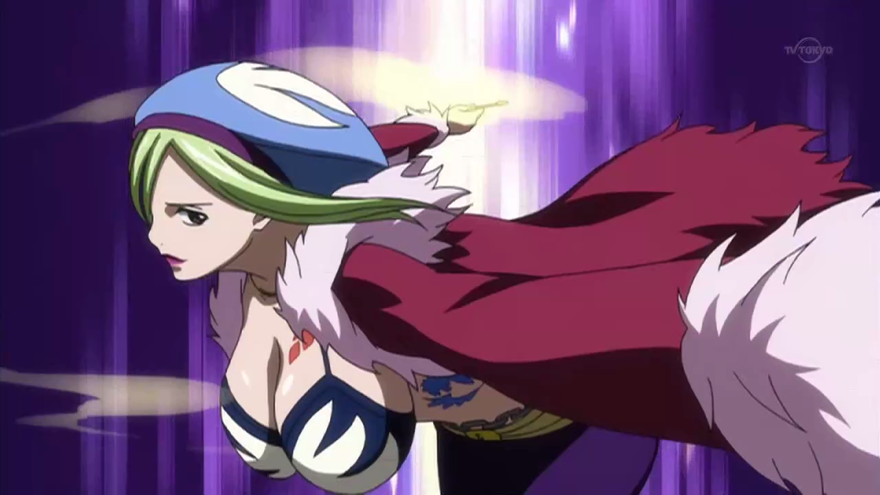 Fairy Tail Blue Pegasus Wizard Karen Lilica Anime Character Design Fairy Tail Fairy Tail Guild
