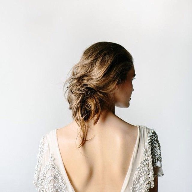 Beyond gorgeous. I adore this detail shot of our #sadidress by @meghankaysadler for @oncewed...so stunning! x #ruedeseine