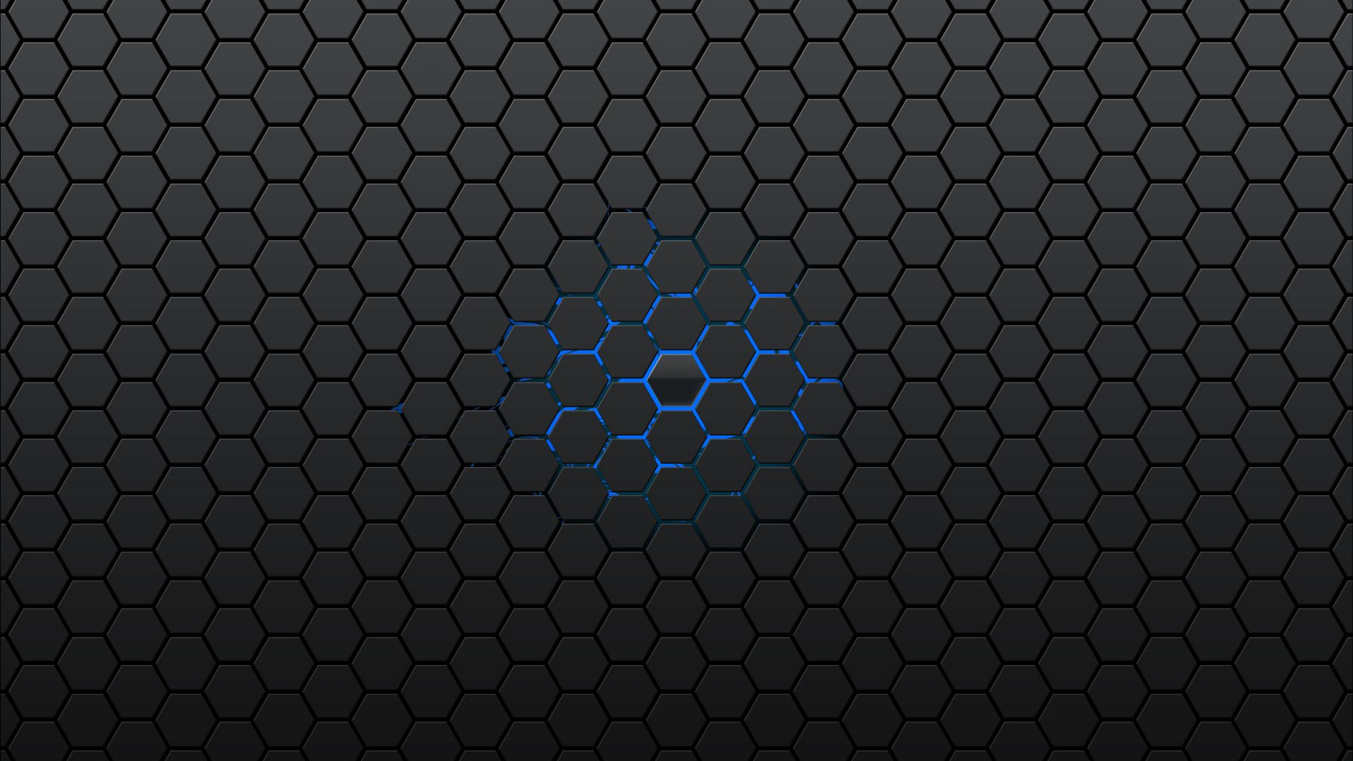 Wallpapers Minimalistas 1080p Hexagon Wallpaper Abstract