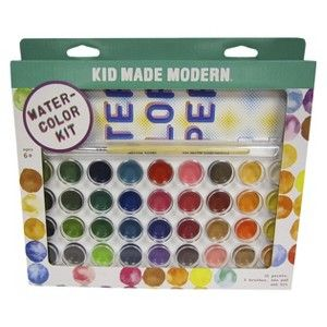 Kid Made Modern 36ct Water Color Kit Made Modern Color Kit