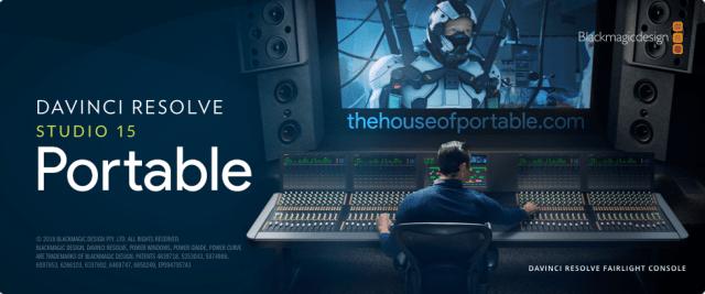 DaVinci Resolve Studio 15 2 Portable   free download in 2019