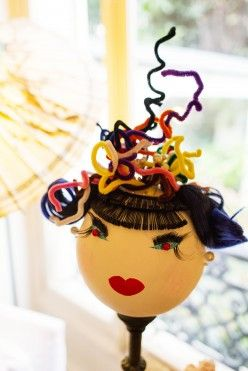 DIY happy decoratin headMarie Beltrami at Home in Paris « the selby