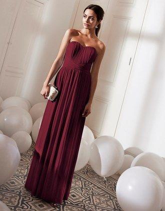 318b3dedab08 Lipsy Bella Mesh Multiway Maxi Dress | Bridesmaid dress ideas ...