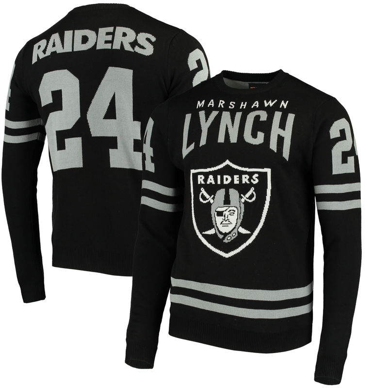 Khalil Mack Oakland Raiders NFL Pro Line by Fanatics Branded Women s  Authentic Stack Name   Number Long Sleeve V-Neck T-Shirt - Black  f1eea56b9