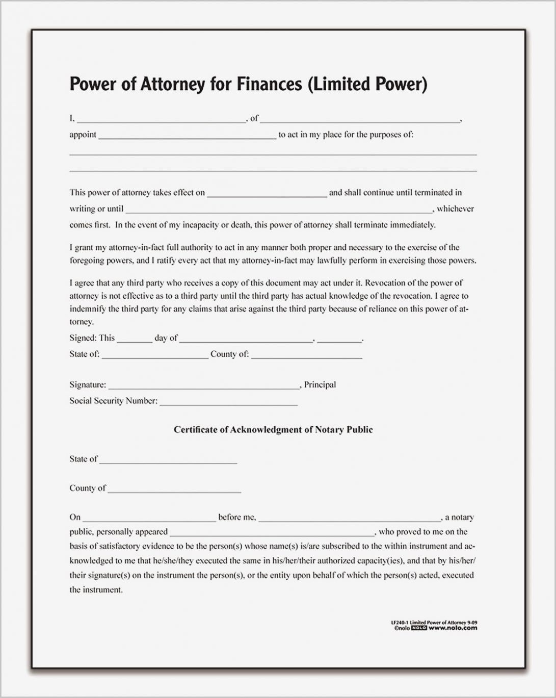 Florida Limited Power Of Is Florida Limited Power Of The Most Trending Thing Now Power Of Attorney Form Power Of Attorney Templates Free Design