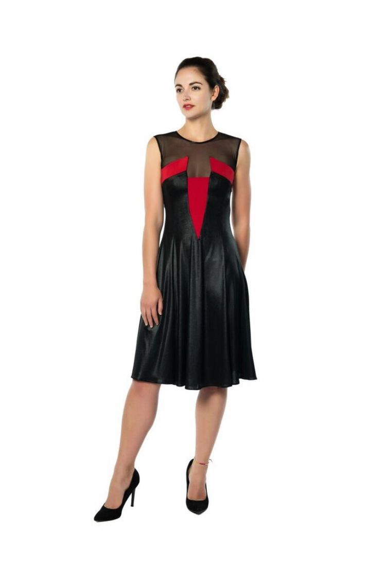 5a29faae947 A-Line Tango Dress - The London Tango Boutique