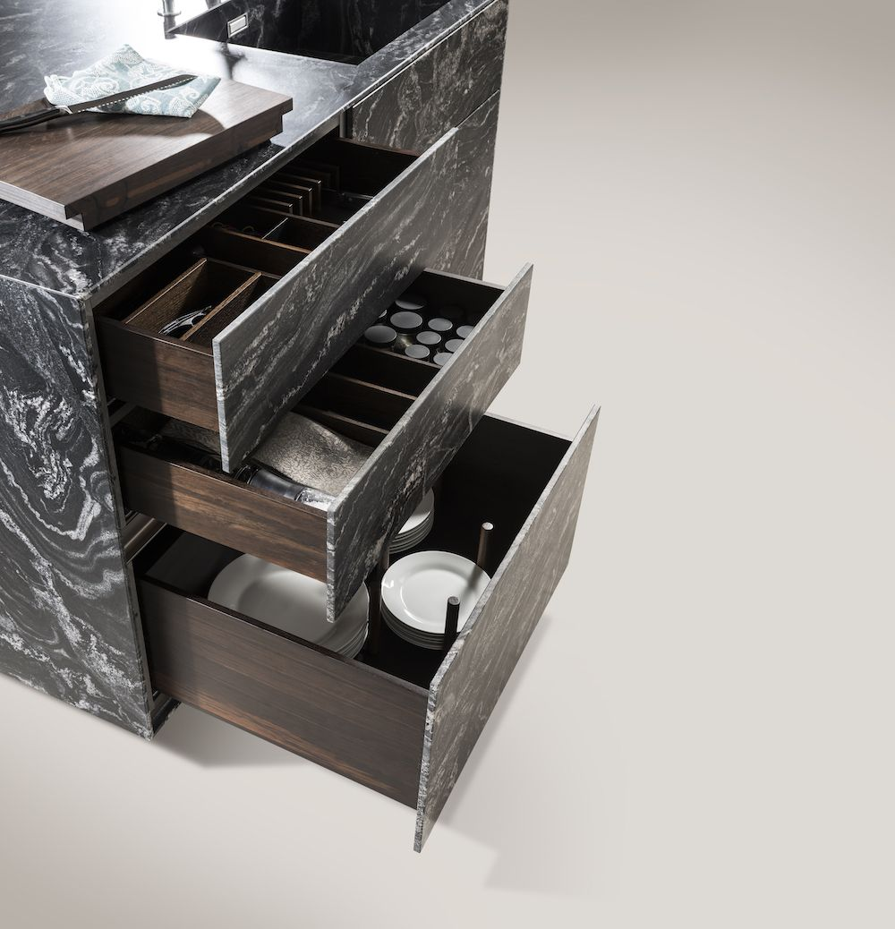 Smart Kitchen Six Clever Kitchen Furnishings Archpaper Com Kuhnya