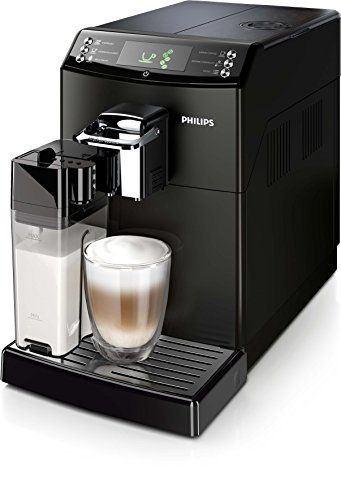 This Is A Review Of The Philips Hd8847 Bean To Cup Coffee Maker Cappuccino Machine Coffee Maker Coffee And Espresso Maker