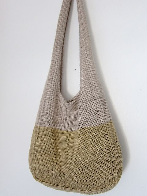 Ravelry: Free Summer Fling pattern by Espace Tricot | knitted bags ...