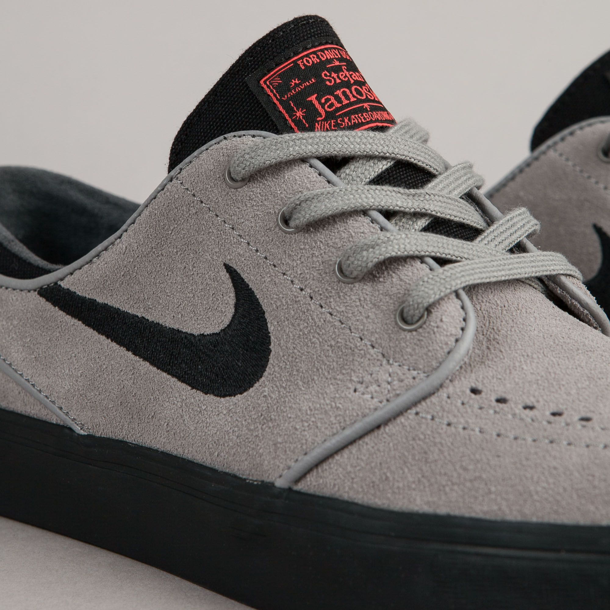 Nike SB Stefan Janoski Shoes - Dust   Black - Ember Glow - White ... d72ef6bbc