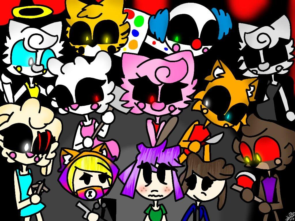 Piggy Roblox Piggy Fnaf Funny Anime Characters