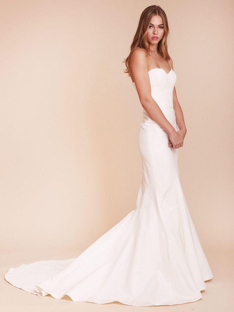 Dakota by nicole miller wedding dress over 40 wedding