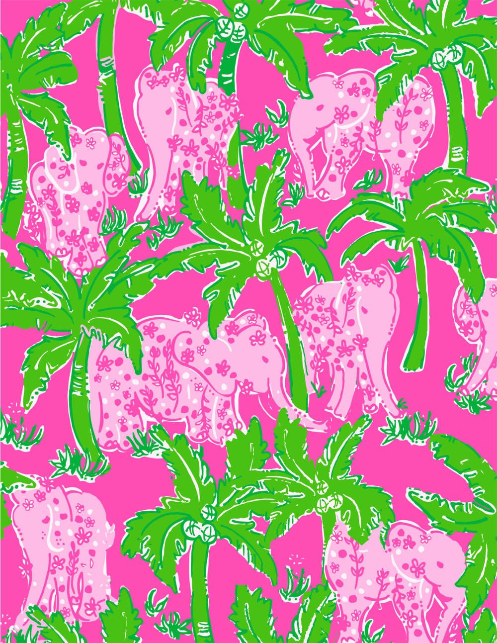 Lilly Pulitzer Fall Wallpaper 9 Of The Most Popular Lilly Pulitzer Prints From The Past