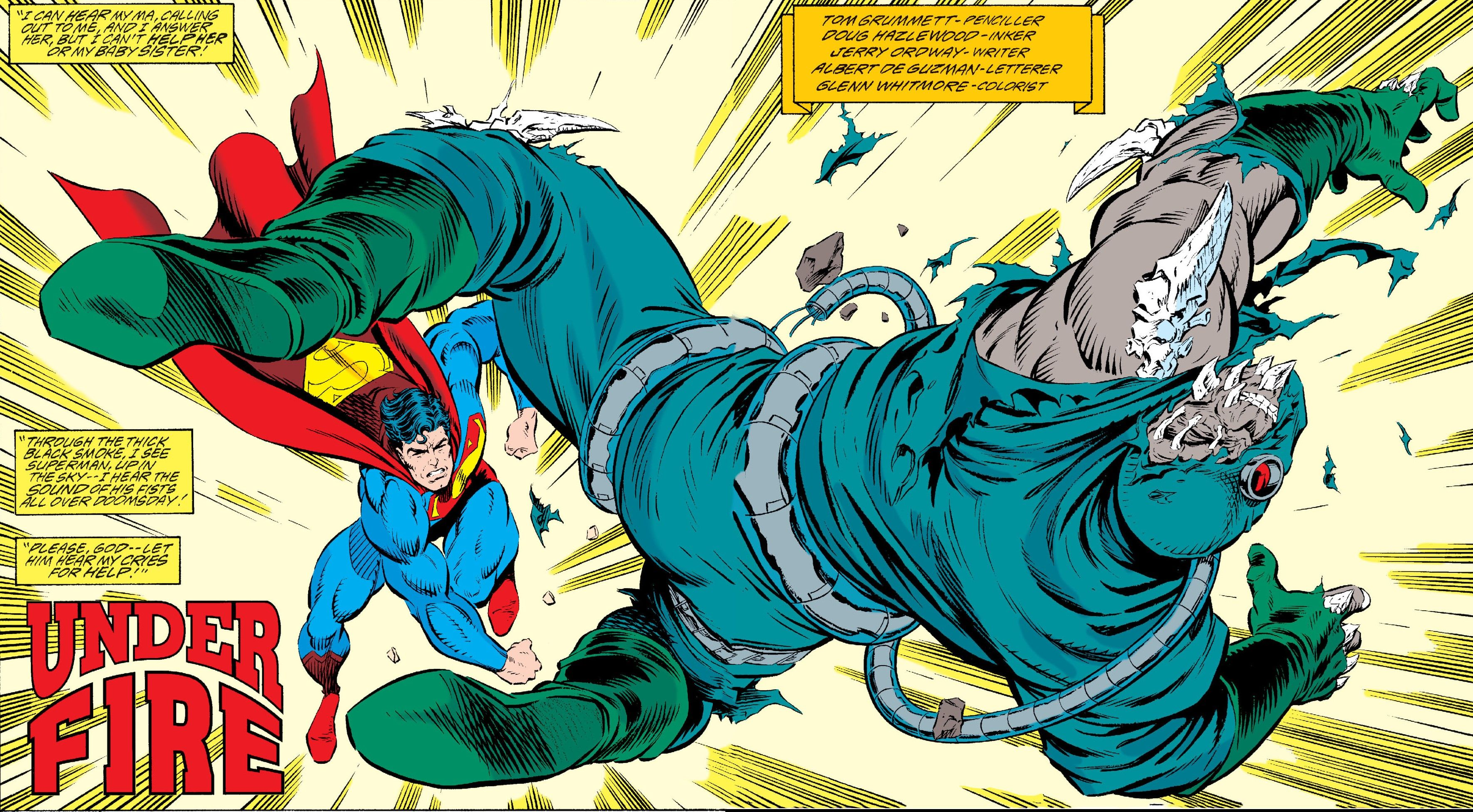 Superman V Doomsday