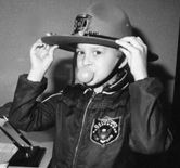 Look how far we've come since the beginning! And it all started with one child's wish to become a state trooper.