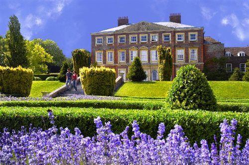 Goodnestone Park Gardens Kent