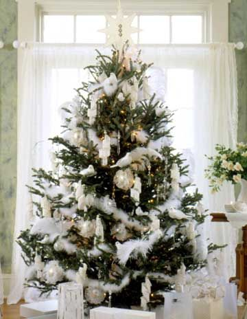 dreaming of a white christmas bhg\u0027s best party ideas christmaseven without snow in the forecast, you can guarantee a white christmas with light, bright, romantic decor