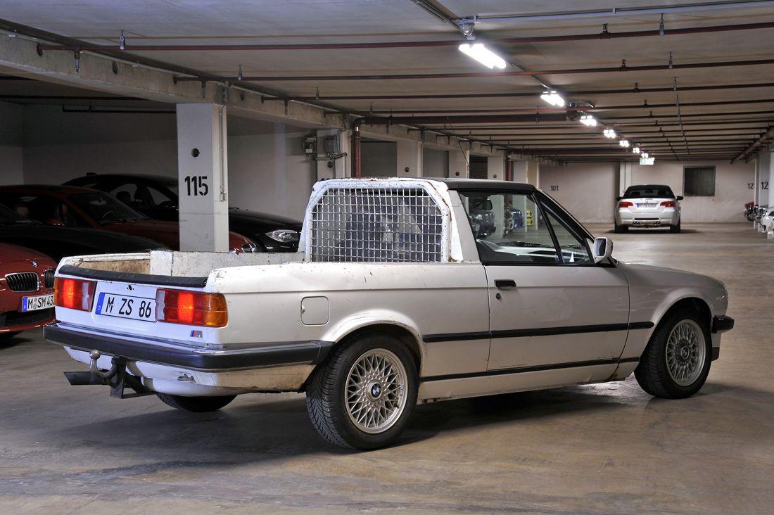 Bmw E30 M3 Pickup Bmw Bmw E30 Bmw E30 M3 Bmw 325