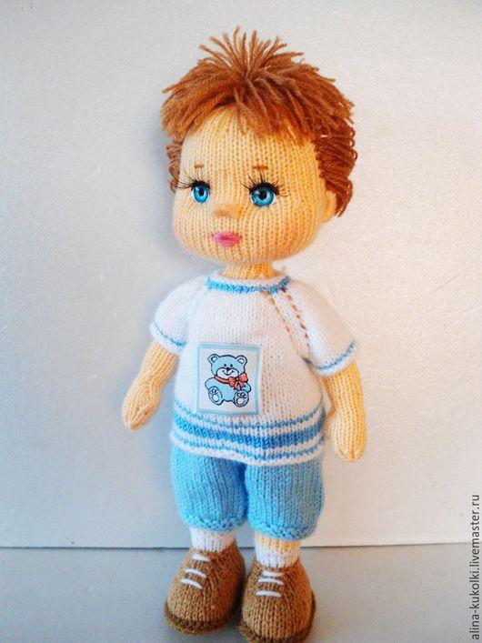 Мастер-классы для вязания амигуруми-куклы 175