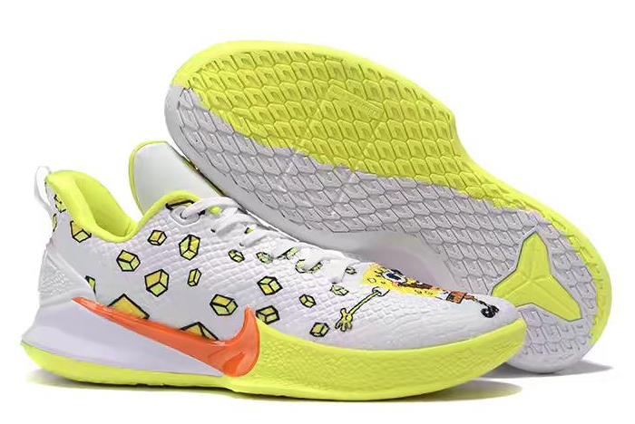 """2020 Nike Kobe Mamba Focus """"SpongeBob"""