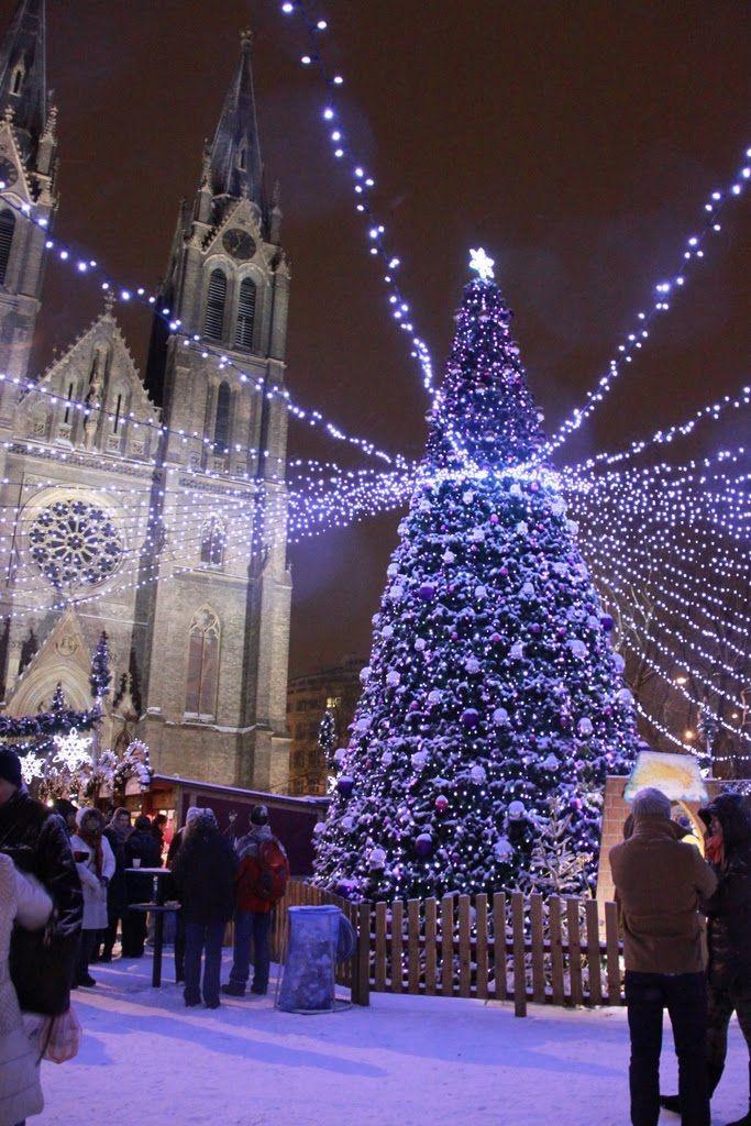 Prague Christmas Market, Prague, Czech Republic