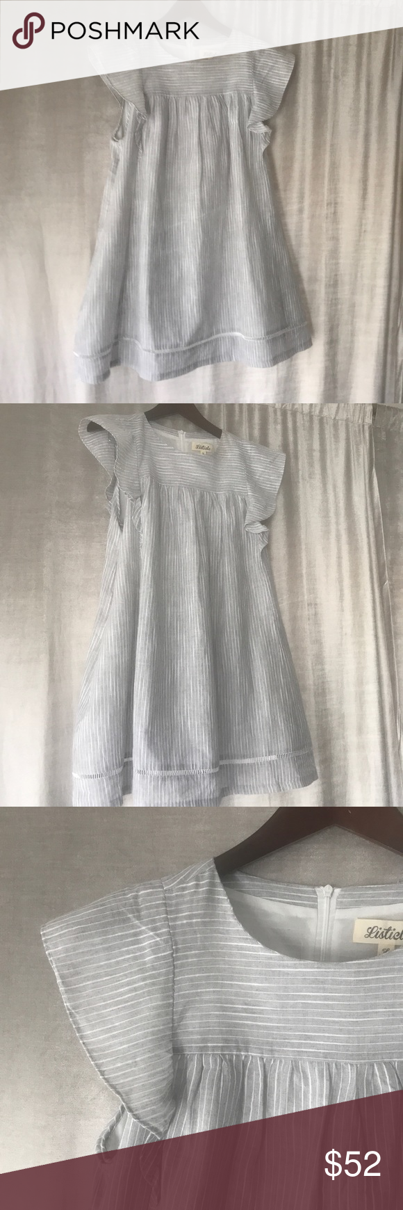 b70fc6adc77 Listicle Babydoll Tunic Dress - SG Solothurn