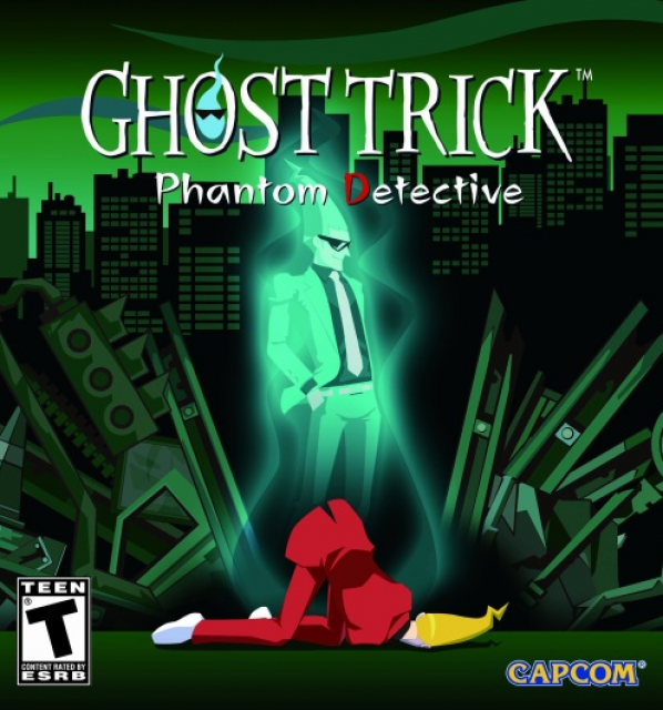 Ghost Trick DS ✔