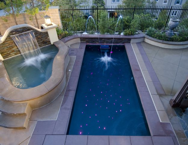 Perfect Pool And Spa Endless Pool Swimming Pools Backyard Backyard Pool
