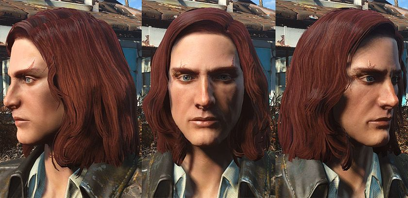 Pleasant Who Knew You Could Wander The Wastes Looking Like Raul From Hairstyle Inspiration Daily Dogsangcom