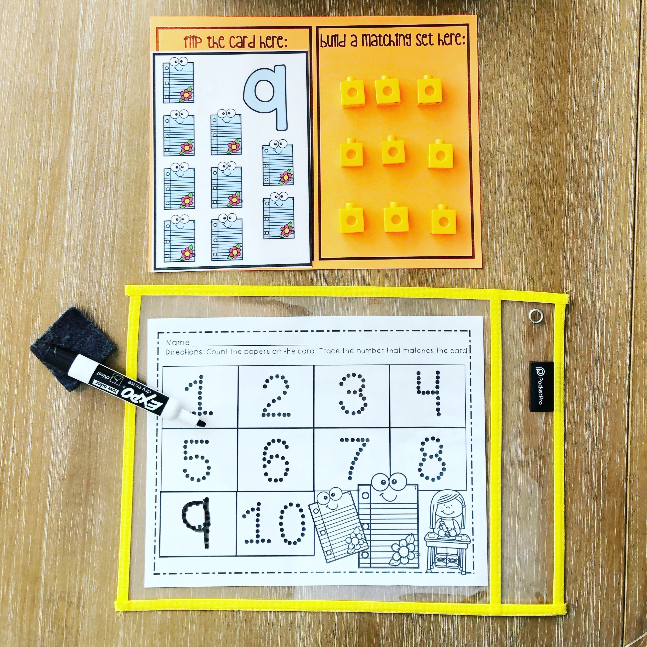 One To One Correspondence Counting With Counters August