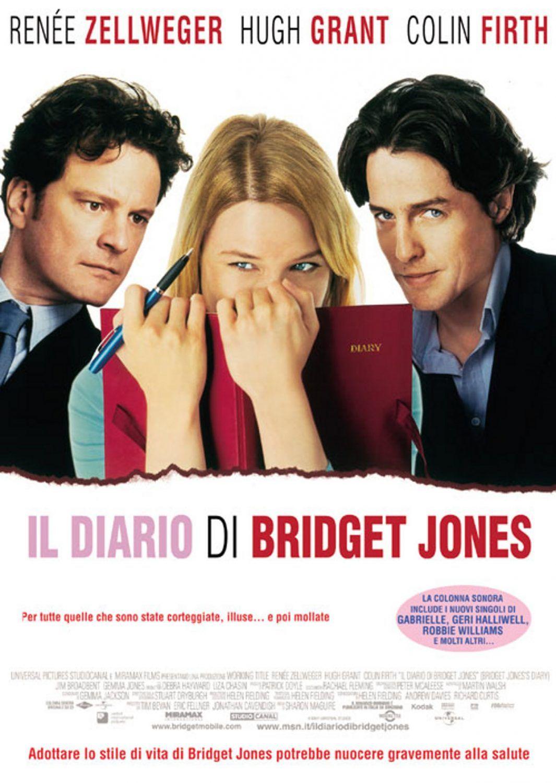Il Diario Di Bridget Jones Streaming Film E Serie Tv In Altadefinizione Hd Diario Di Bridget Jones Bridget Jones Renee Zellweger