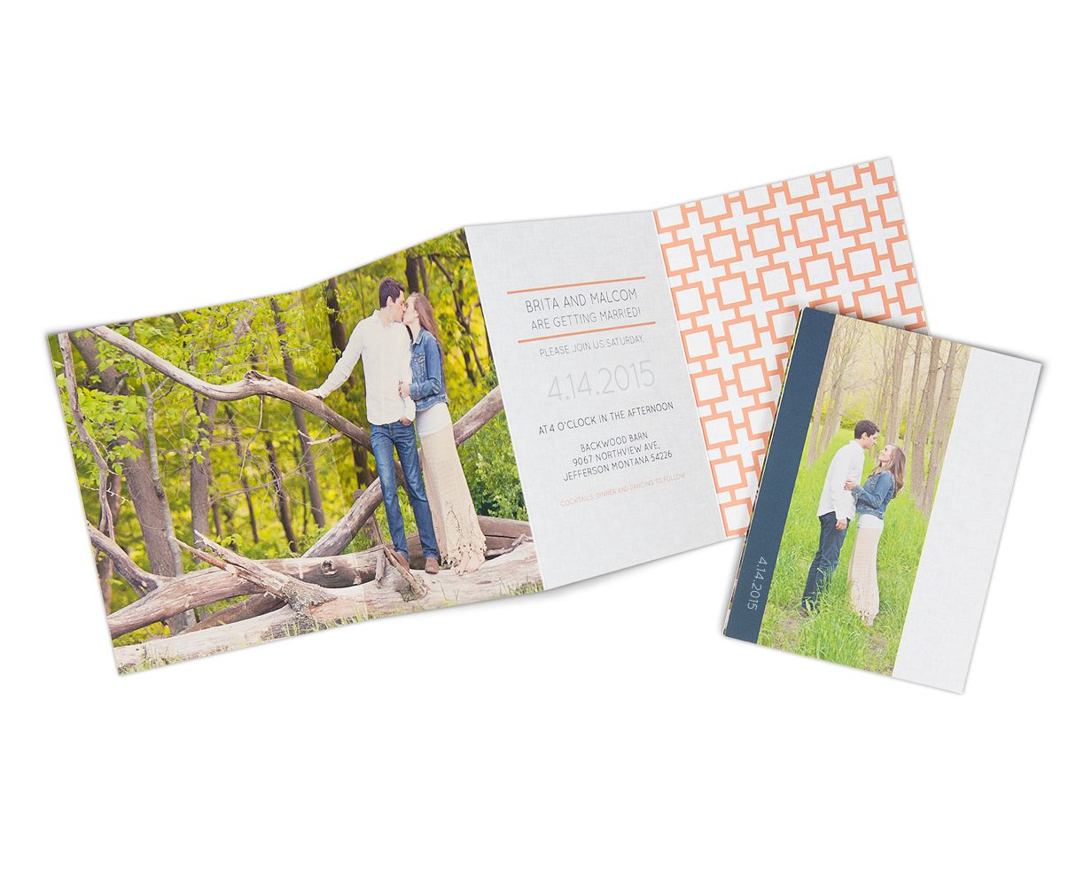 Whcc White House Custom Colour Press Printed Greeting Cards