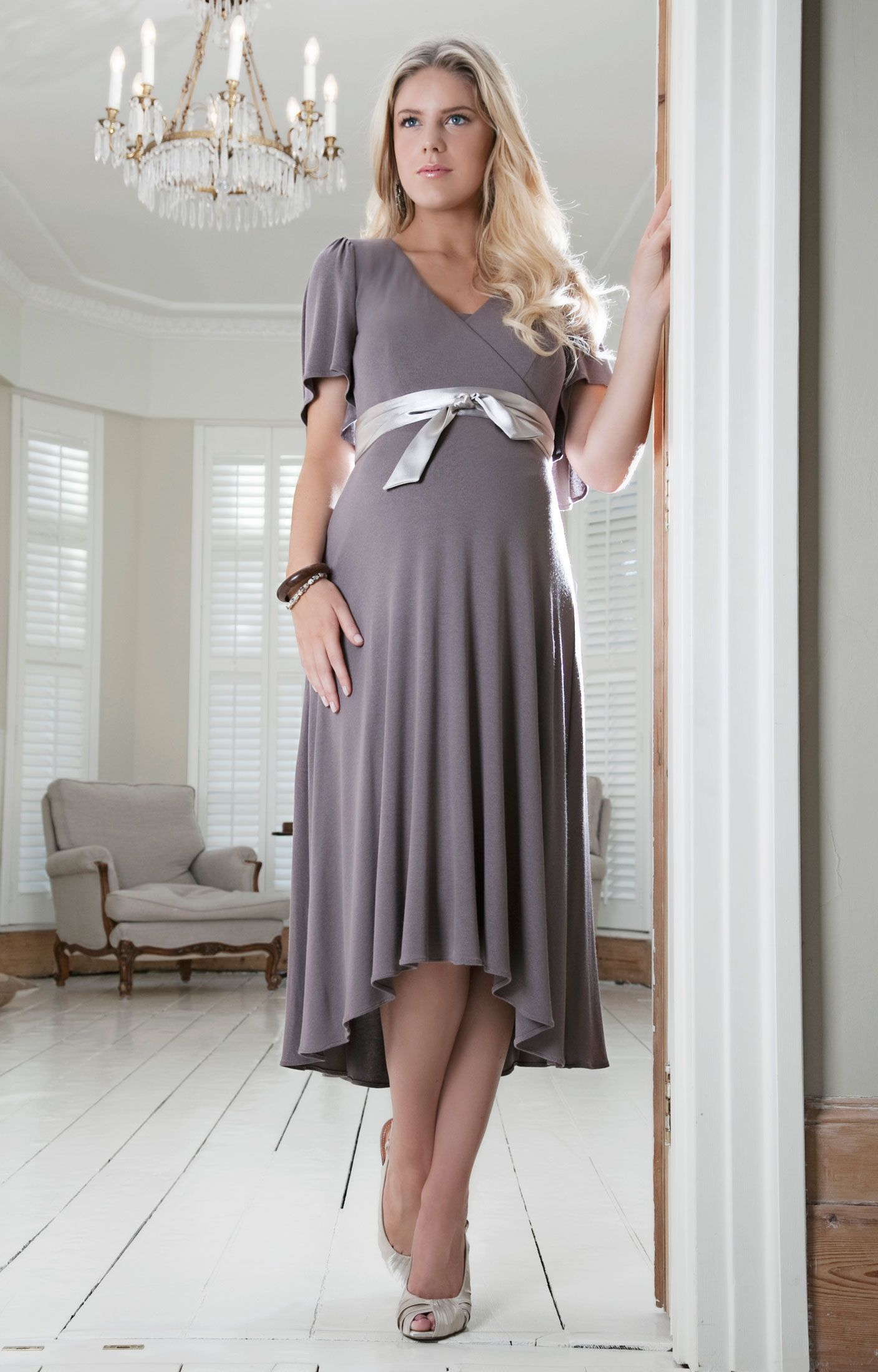 Cocoon nursing maternity dress mink by tiffany rose somewhere cocoon nursing dress ombrellifo Image collections