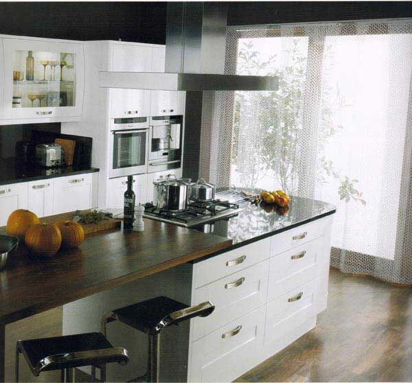 modern white shaker kitchen Google Search Redwood Home Pinterest