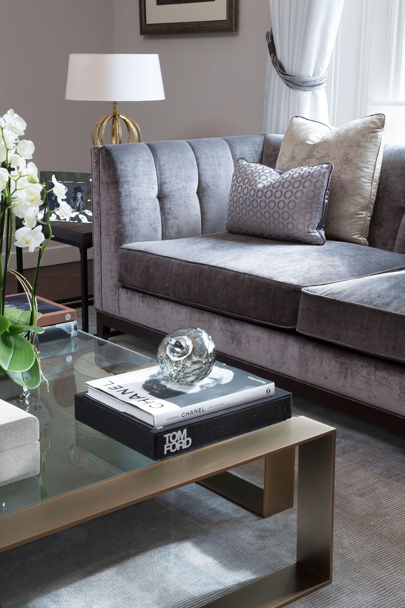 Luxurious Living Room Designs: Luxury Home Design & Decor