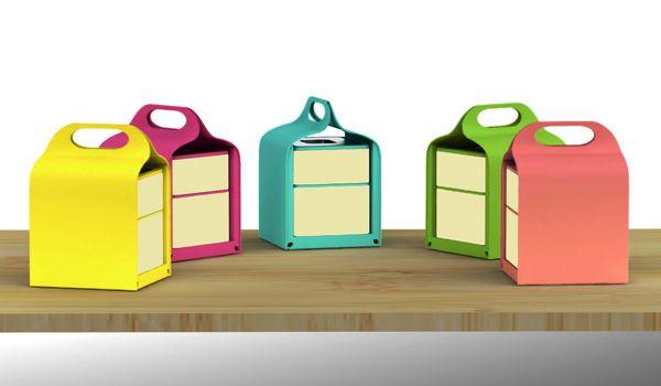 cookbox4 cocina plegable de inducción   diseño industrial ...