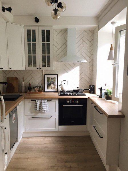 Белая кухня ИКЕА: 30 фото в интерьере, отзывы и цены ...