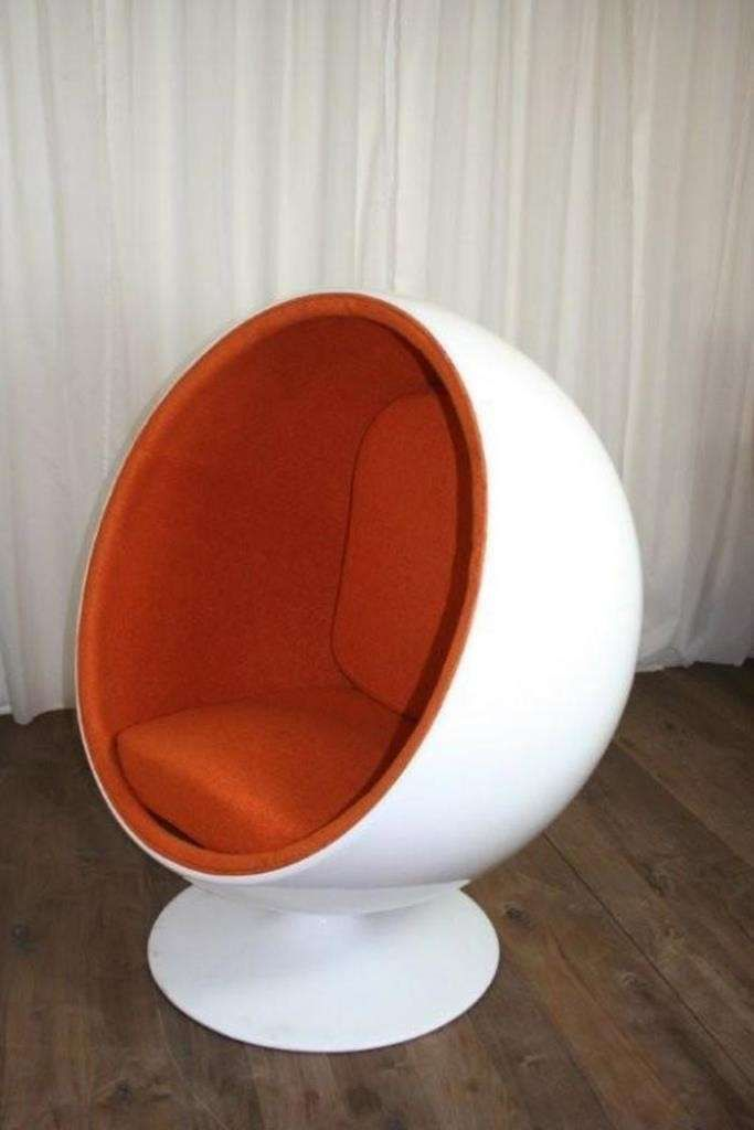 Poltrone Vintage Mod Ball Chair Anni 60 Ball Chair And Vintage