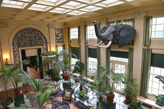 Exceptional Conservatory Of George Eastman House | Flickr: Intercambio De Fotos