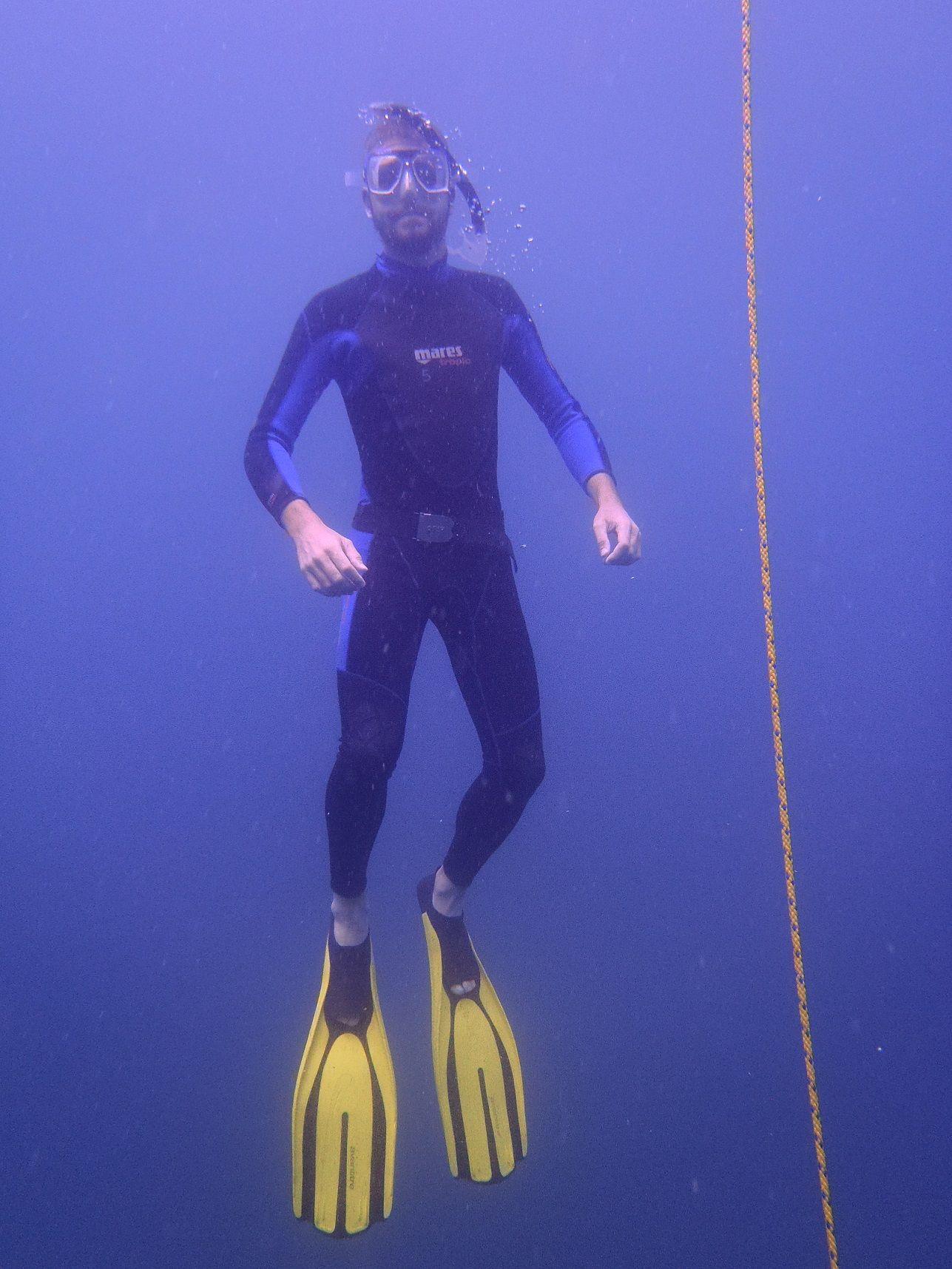 Bertrand freediving open water training classes training bertrand freediving open water training xflitez Images