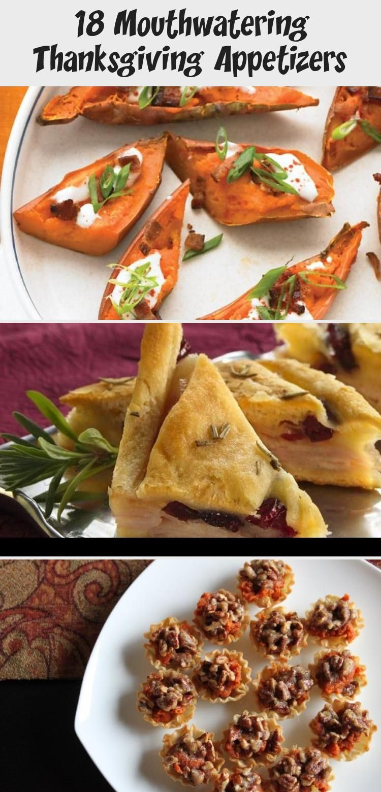18 Mouthwatering Thanksgiving Appetizers #frozenpuffpastry