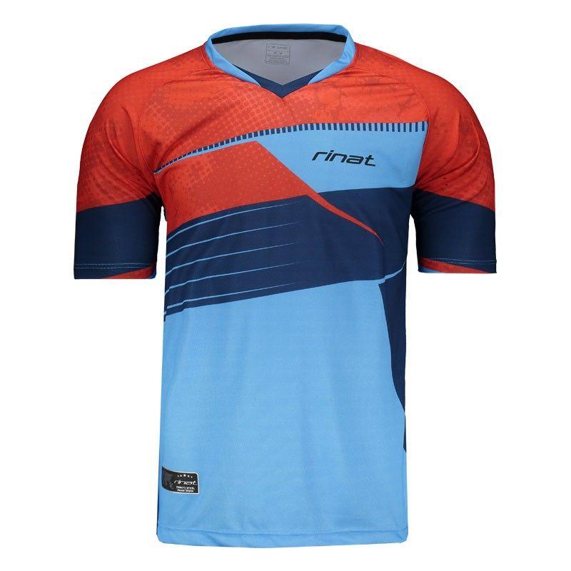 Camisa Rinat Arkano Goleiro Azul Somente na FutFanatics você compra agora  Camisa Rinat Arkano Goleiro Azul c81e3b0204b59