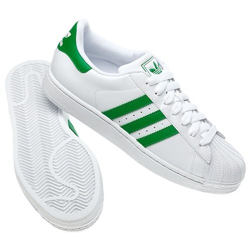 dulce Actual caloría  Ive been buying a variation of these shoes (always green stripes) since I  first heard My Adidas. Sometimes… | Adidas shoes outlet, Adidas sneakers, Adidas  superstar