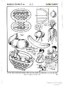 Thanksgiving Paper Basket Craft for Kids   Thanksgiving ...