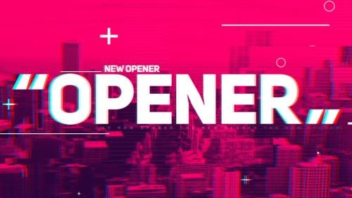 Intro By Openfx On After Effects Templates Dynamic Logo